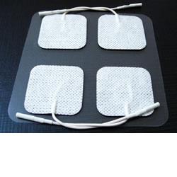 Electrodes: 40 x 40 mm