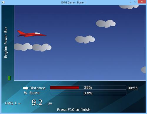 Logiciel du vol de l'avion