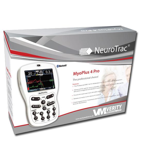 Electrostimulation : Neurotrac lance sa gamme Pro
